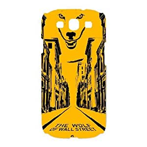 Samsung Galaxy S3 I9300 Phone Cases White Wolf Of Wall Street CWQ179476
