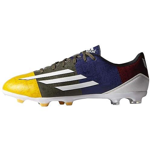 1e9e3db83d52 adidas Men's F10 Fg Messi Football Boots: Amazon.co.uk: Shoes & Bags