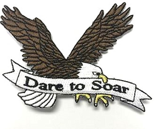 Eagle Scout Patch: Dare to Soar
