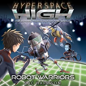 Robot Warriors Audiobook