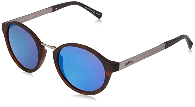 a2adb36c37 Amazon.com  Revo Dalton Re1043 Polarized Round Sunglasses