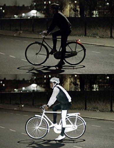 Albedo100 - Reflective Spray for Sports Equipment (Bike, Wheels, Kayaks, Gates...) - 200ml by Albedo100 (Image #1)