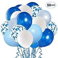 Blue Balloon Set