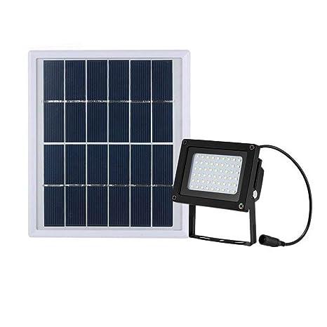 54 LED Solar Light Sensor Light Eco-Friendly Outdoor Garden Lawn L& Light (Color