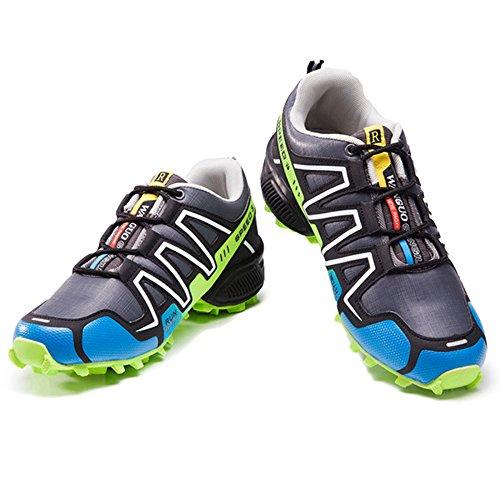 Course Randonnée En De Extérieure Automne Confortable Chaussures Dentelle Hommes Gray Pour Dsfghe gHaCEZqwn