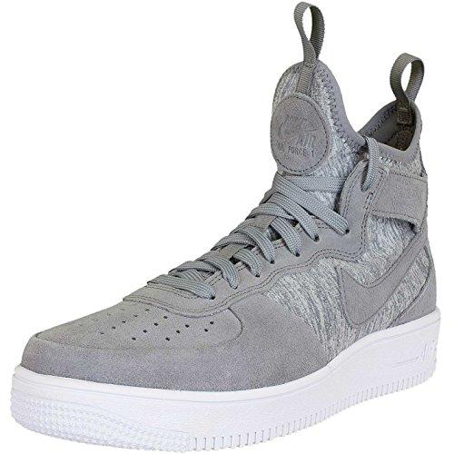 Mid Prm Force 921126 Ultraforce Air 41 Nike Sneakers Grigio 1 003 qw6O74ZxI