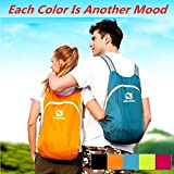 Ultra Lightweight Packable Backpack , Camping Outdoor Water...