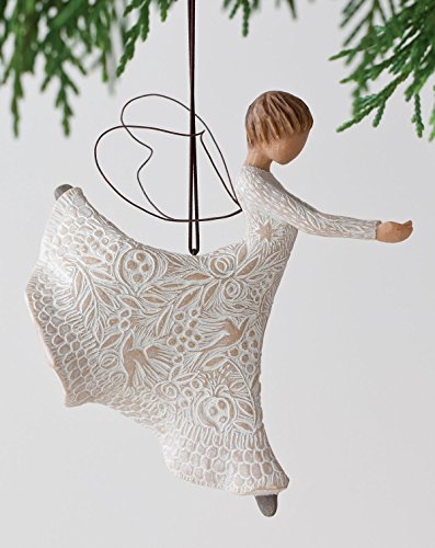 Willow Tree Hanging Ornament with S-hook (Dance of Life, 27245) by Willow Tree