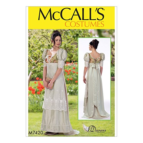McCall Patterns M7420A50 Misses -