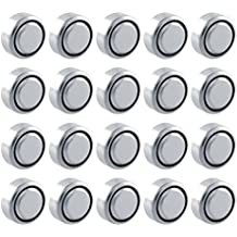 20PCS LR44 A76 Small Alkaline Battery Power Supply Button Battery Cell