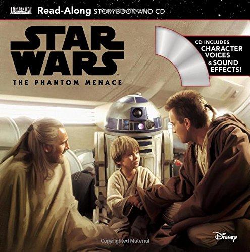 Star Wars: The Phantom Menace Read-Along Storybook and CD (Phantom Shanghai)