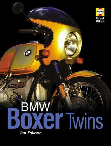 BMW Boxer Twins (Haynes Great Bikes)