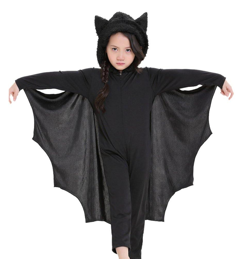 Honeystore Kids Bat Halloween Party Animal Costume Outfits