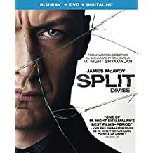 Split [Blu-ray + DVD + Digital HD] (Bilingual)