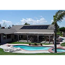 "Generic JRT-AUS1-150916-34 [8-1382] ound Above XLong Inground Above Ground eater Panel 28""x20' Solar Energy 20' Sol Swimming Pool Sun Heater Panel XLong I"