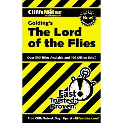 Golding's Lord of the Flies B0092FO3BQ Book Cover