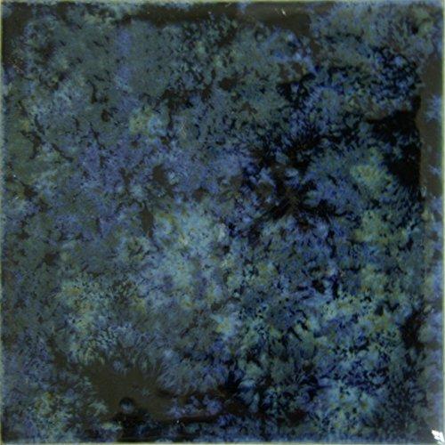 Green Glazed Porcelain - Fujiwa Porcelain Swimming Pool Waterline Tile - BORA 643 Sea Green - 6