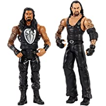 WWE Wrestlemania Undertaker and Roman Reigns Figure 2Pack