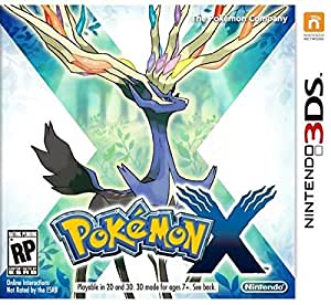 Pokemon X (NTSC)