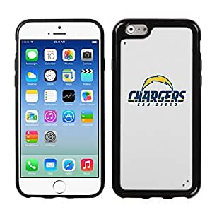 iPhone 6 [ 4.7 INCH ] White Black King Case San Diego Chargers by icecream design