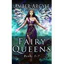 Fairy Queens: Books 5-7 (Fairy Queens Box Set Book 2)
