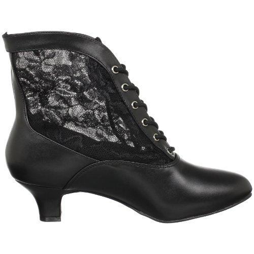 Heels Club Dame-05/BP - Botas para mujer Black (Black)