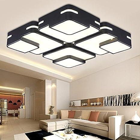 Lámpara de techo LED luces amueblados acrílico Diseño con ...