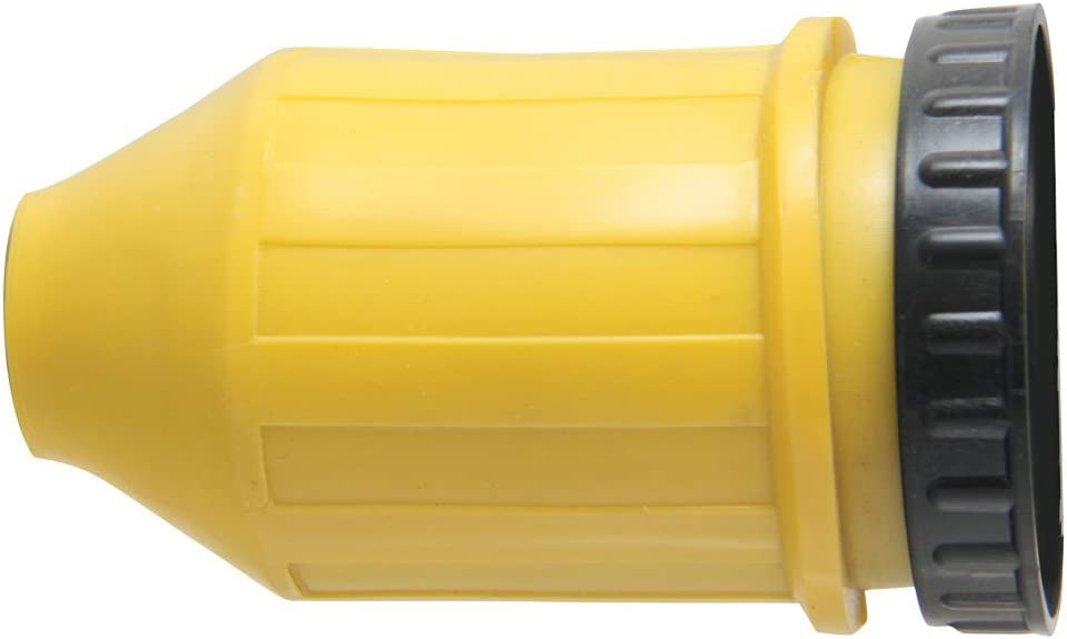 Mighty Cord RV50ARCV 50A Replacement Cover with Threaded Ring