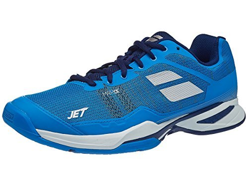 Babolat Jet Mach I Mens Tennis Shoes - Blue/White (10.5) for sale  Delivered anywhere in USA