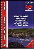 Island Straßenatlas 2004/05; Iceland Road Atlas 2004/05; Island Kortabok 2004/05; Islande Atlas Routier 2004/05