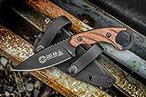 TOPS Knives C.U.T 4.0 Combat Utility Tool Fixed Blade Knife