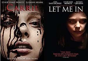 Amazon.com: Chloë Grace Moretz Modern Horror Cuts: Carrie ...