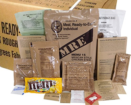 ULTIMATE-MRE-May-2017-and-up-Inspection-Date-Meals-Ready-to-Eat-Case-of-12-Genuine-US-Military-Surplus-with-Western-Frontiers-Inspection-and-Guarantee