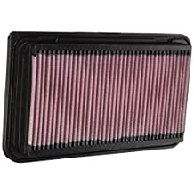 K&N 33-2335 High Performance Replacement Air Filter by K&N