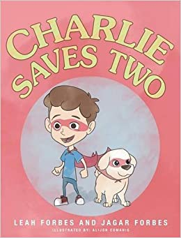 Book Charlie Saves Two!