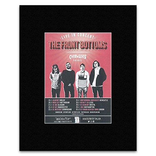Front Bottoms - In Concert 2016 Mini Poster