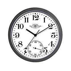 CafePress Ball Railroad Pocket Watch Unique Decorative 10 Wall Clock