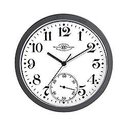 CafePress - Ball Railroad Pocket Watch Wall Clock - Unique Decorative 10 Wall Clock