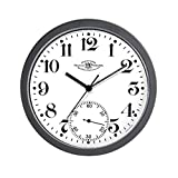 CafePress – Ball Railroad Pocket Watch Wall Clock – Unique Decorative 10″ Wall Clock