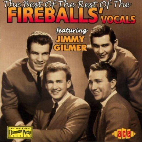 The Best of the Rest of The Fireballs' Vocals