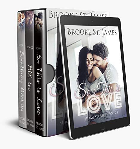 Miami Stories Complete Box Set: All 3 Books in the Miami Stories Romance Trilogy
