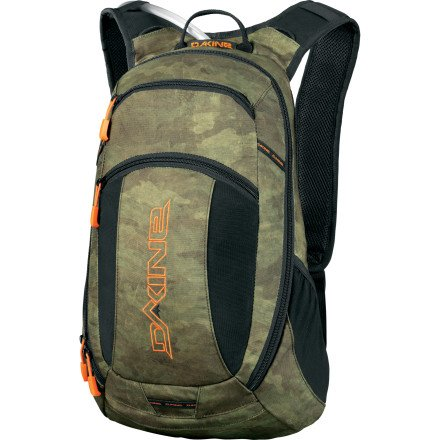 Dakine Amp BackPack (Timber, 18 x 10.5 x 6.5-Inch), Outdoor Stuffs