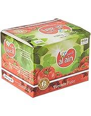 Al Ain Tomato Paste Pouch - 70 g, Pack of 25