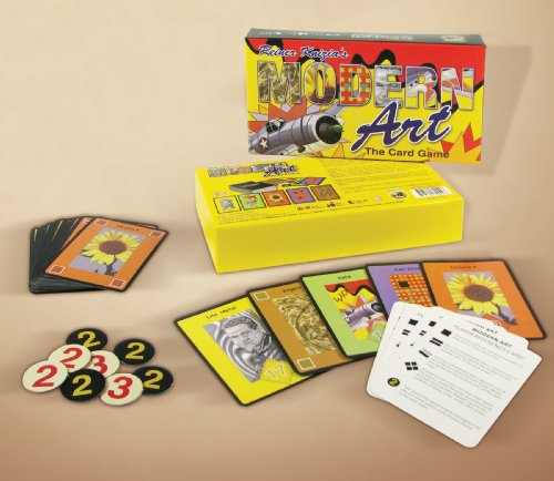 modern art card game - 1