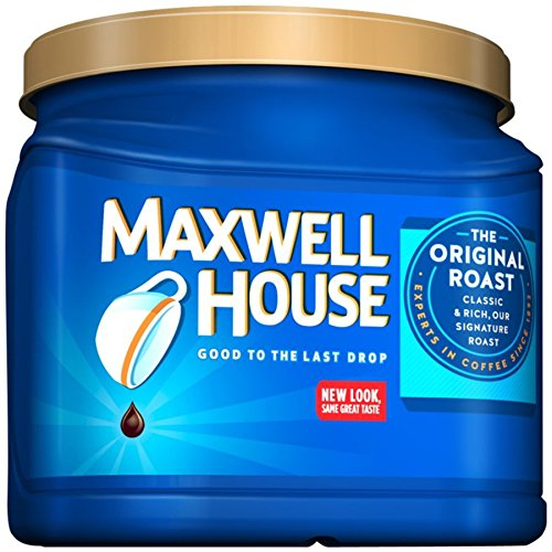 043000029411 - Maxwell House Original Ground Coffee, 34.5 Ounce (Pack of 6) carousel main 0