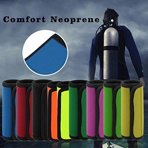 Comfort Neoprene Handle Wraps/Grip/Identifier for Travel Bag Luggage Suitcase by Florenceenid (Image #6)