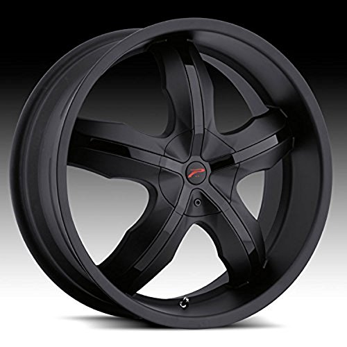 Platinum Widow 17 Black Wheel / Rim 5x100 & 5x4.5 with a 42mm Offset and a 73 Hub Bore. Partnumber 212-7718B (2009 Scion Xb Rims compare prices)