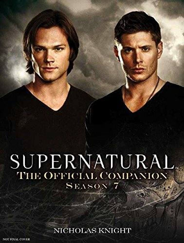 Supernatural: The Official Companion Season (Science World Halloween Photos)