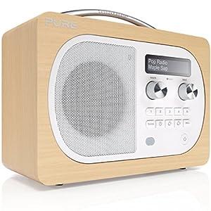 Pure Evoke D4 Radio/Radio-réveil