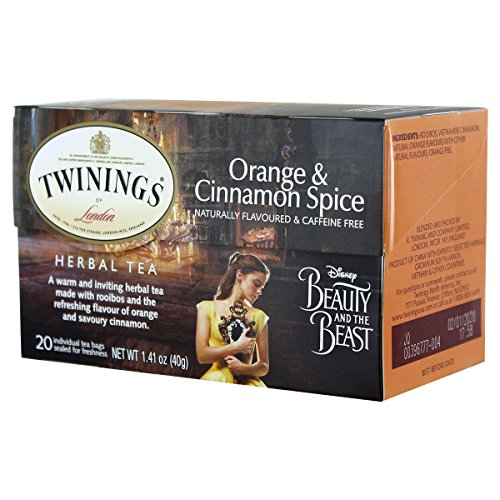Special Editions Herbal Tea Featuring Emma Watson (Emma Watson Cinnamon Spice & - Special Shopping Offers Online In